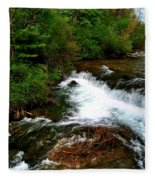 04 Three Sisters Island Fleece Blanket
