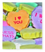 04 Valentines Series Fleece Blanket