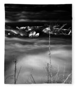 05 Niagara Falls Usa Rapids Series Fleece Blanket