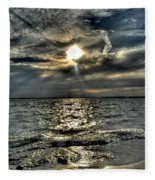 007 In Harmony With Nature Series Fleece Blanket