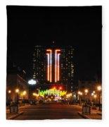 01 Seneca Niagara Casino Fleece Blanket