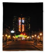 02 Seneca Niagara Casino Fleece Blanket