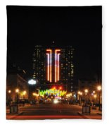 03 Seneca Niagara Casino Fleece Blanket