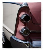 1955 Dodge Royal Lancer Sedan Fleece Blanket