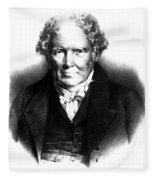 Alexander Monro IIi, Scottish Anatomist Fleece Blanket