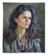 Ana Fleece Blanket