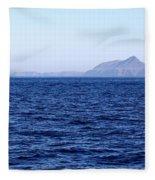 Anacapa Island Fleece Blanket