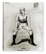 Arthur Irwin (1858-1921) Fleece Blanket