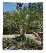 Balboa Park San Diego Fleece Blanket