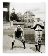 Baseball: Princeton, 1901 Fleece Blanket