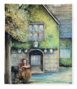 Bass Fiddle At Ford Gala I Fleece Blanket