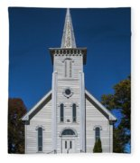 Bethesda Lutheran Church Fleece Blanket