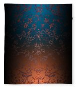 Beyond Lava Lamps Fleece Blanket