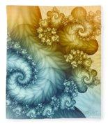 Beyond The Horizon Fleece Blanket
