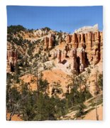 Bryce Canyon Amphitheater Fleece Blanket