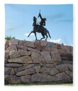 Buffalo Bill Fleece Blanket