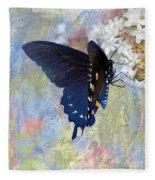 Butterfly Love Fleece Blanket