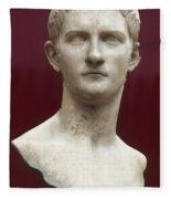 Caligula (12-41 A.d.) Fleece Blanket