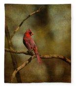 Cardinal IIi Fleece Blanket