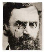 Carl Schurz (1829-1906) Fleece Blanket