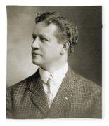 Charles H. Ebbets (1859-1925) Fleece Blanket