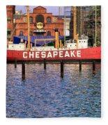 Chesapeake Fleece Blanket
