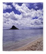 Chinaman S Hat From Kualoa Fleece Blanket