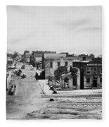 Civil War: Atlanta Fleece Blanket