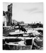 Civil War: Charleston Fleece Blanket
