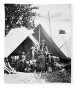 Civil War: Signal Corps Fleece Blanket