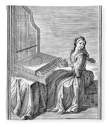Clavicytherium, 1723 Fleece Blanket