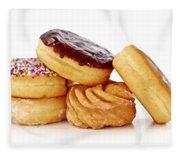 Donuts Fleece Blanket