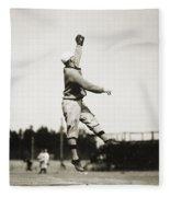 Eddie Grant (1883-1918) Fleece Blanket
