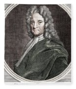 Edmond Halley, English Polymath Fleece Blanket