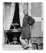 Edward Ord (1818-1883) Fleece Blanket