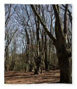 Epping Forest Fleece Blanket