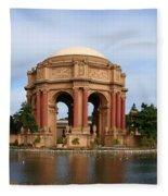 Exploratorium San Francisco Fleece Blanket