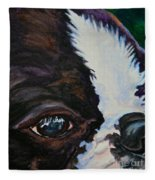 Eye On You Fleece Blanket