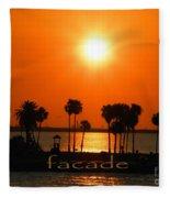 Facade Fleece Blanket