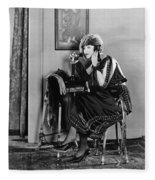 Film Still: Telephones Fleece Blanket