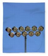 Floodlight  Fleece Blanket