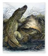 Florida Alligators Fleece Blanket