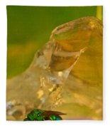 Halicid Bee 6 Fleece Blanket