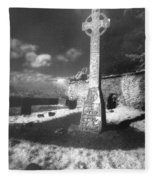High Cross Fleece Blanket