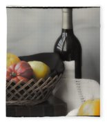 Homage Cezanne Fleece Blanket