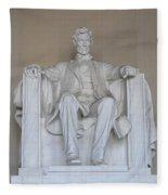 Honest Abe Fleece Blanket