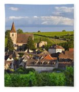 Hunawihr Alsace Fleece Blanket