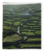 Inisheer, Aran Islands, Co Galway Fleece Blanket
