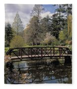 Irish National Botanic Gardens, Dublin Fleece Blanket