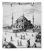 Istanbul: Hagia Sophia Fleece Blanket